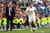 Direksi Real Madrid ingin perseteruan Zidane dan Bale bisa segera berdamai
