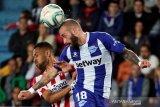 Atletico gagal lanjutkan tren positif, setelah ditahan imbang  Alaves 1-1