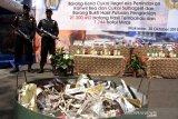 Pemusnahan barang ilegal