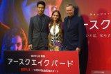 Alicia Vikander menyelami  budaya Jepang untuk film