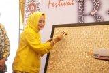 Dekranasda kenalkan batik Sembagi sebagai batik khas Lampung
