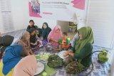 Perempuan penyintas bencana di Mamboro mendapat motivasi bisnis