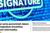 Pemkab Biak Numfor terapkan tanda tangan digital dalam penerbitan perizinan