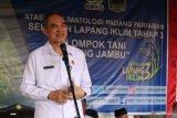 Sekolah Lapang Iklim di Padang Pariaman tingkatkan produksi padi hingga 6,2 ton per hektare