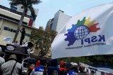 Buruh datangi  Kemnaker minta PP 78/2015 direvisi