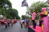 24 kabupaten/kota se-Sulsel meriahkan Karnaval Seni Budaya