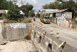 Warga Desa Sindumartani menolak penambangan di aliran Sungai Gendol