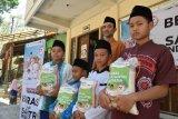 ACT DIY dan GIB salurkan 1 ton beras untuk Ponpes di Kulon Progo