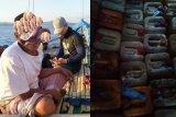 Polda Sulteng amankan ribuan liter BBM diduga ilegal di Bangkep