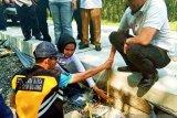 Dinas PUBM Sumsel tinjau  proyek pembangunan jalan di Ogan Komering Ulu