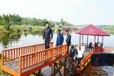 Nadalsyah ajak media informasikan potensi wisata Barito Utara