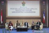 Indonesia-Prancis perkuat kerja sama bidang riset dan pendidikan tinggi