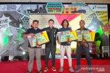Dua Pewarta Antara Sumbar Raih Juara Anugerah Jurnalistik Pertamina MOR I
