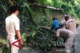 BPBD Agam sediakan dua alat berat antisipasi longsor di jalur Tour de Singkarak