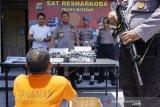 Polres Mataram sita sebanyak 19.484 butir obat keras