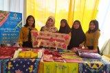 Sulam usus di Festival Batik Lampung 2019