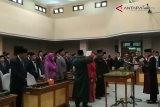 VIDEO: Pimpinan DPRD Kulon Progo disumpah