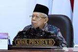 Wapres Ma'ruf Amin tunjuk delapan staf khusus