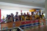 Riau pimpin sementara perolehan medali Porwil