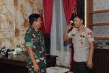 Kapolri sambangi Panglima TNI perkuat soliditas TNI-Polri