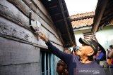 Warga miskin di  Ogan Komering Ulu nikmati listrik gratis