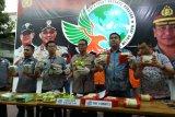 Penyelundupan narkoba dalam anus, polisi sita sabu-sabu 226 gram