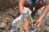 Desa Sukamerindu OKU bangun sumur bor  penuhi kebutuhan air bersih