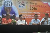 Peserta Tour de Singkarak 2019 berkurang