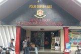 Berikut situasi saat KPK periksa lima saksi dugaan korupsi jembatan Waterfront City di Polda Riau