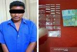 Polisi tetapkan pemilik 28 paket narkotika sabu sebagai tersangka