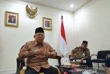Wapres Ma'ruf Amin minta ketidakpuasan susunan Kabinet dapat dimaklumi
