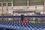 Aqua Solok bikin kemasan dari hasil daur ulang