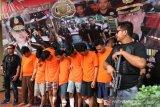 Aksinya meresahkan masyarakat, Polisi tembak mati pimpinan geng motor Independent