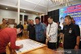 Gubernur Sumsel minta kabupaten pertahankan  budaya khas daerah