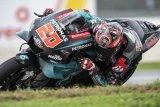 Quartararo mengklaim pole position GP Malaysia, Marquez terjatuh