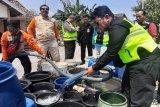 Jasa Raharja bantu 10 tangki air bersih di Demak