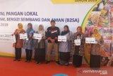 Jawa Tengah juarai festival pangan lokal HPS