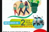 PLN Sumbar gelar green fun walk hari listrik nasional