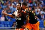 Sempat tertinggal, Valencia balikkan keadaan dan kalahkan Espanyol 2-1