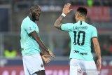 Lukaku borong dua gol menangkan Inter Milan 2-1 atas Bologna