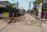 DPUPKP Yogyakarta normalisasi drainase Babaran dengan swakelola