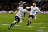 Liga Inggris -- Gol dramatis Mane bantu Liverpool tundukkan Aston Villa 2-1