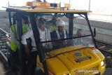 Menhub pastikan KA bandara koneksikan Bandara Solo-Yogyakarta