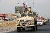 Tentara AS kembali masuk Suriah