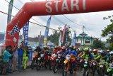 Barito Utara gelar silaturahim  rider Muara Teweh