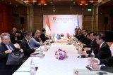 Krisis Rakhine State dan Palestina dibahas Jokowi bersama Sekjen PBB