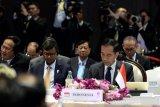 President Jokowi raises issues of hazardous and toxic waste