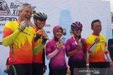 Ganjar berharap Tour de Borobudur 2019 bertaraf internasional