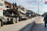 Militer Suriah bergerak dari Raqqa untuk hadapi tentara Turki