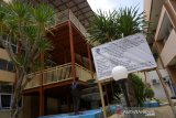 TP4D menunda penyerahan pertama proyek ram baja RSUD Mataram